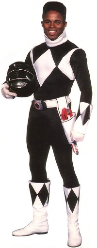 Original Black Power Ranger