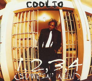 1, 2, 3, 4 (Sumpin New) 1996 single by Coolio