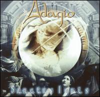 <i>Sanctus Ignis</i> 2001 debut album of Adagio