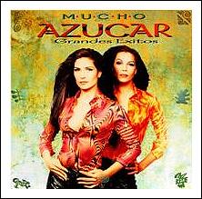 <i>Mucho Azúcar – Grandes Éxitos</i> compilation album