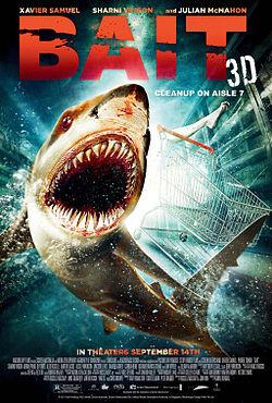 Bait - Australian DVD cover