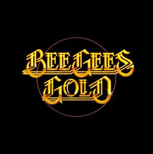Bee Gees Gold artwork