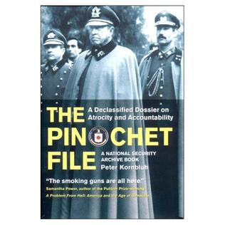 <i>The Pinochet File</i> book by Peter Kornbluh