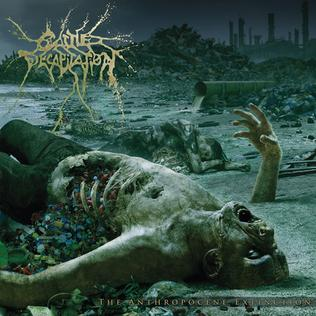 <i>The Anthropocene Extinction</i> album by Cattle Decapitation