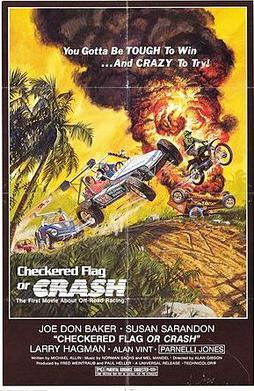 Racing Checkered Flag >> Checkered Flag or Crash - Wikipedia