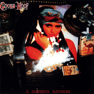 <i>A Sultans Ransom</i> 1989 studio album by Cloven Hoof
