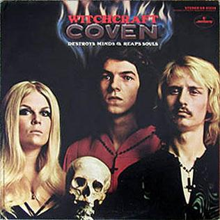 <i>Witchcraft Destroys Minds & Reaps Souls</i> 1969 studio album by Coven