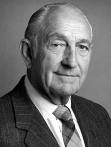 David Packard American electrical engineer, businessman, and philanthropist