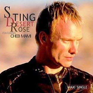 sting - desert rose with lyrics - YouTube