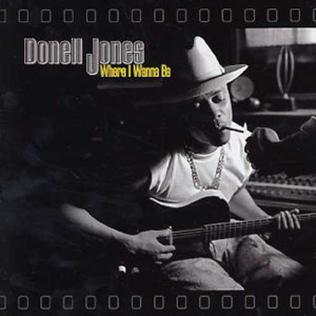 Donell Jones - Where I Wanna Be (Album Version)