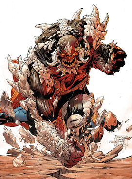 Doomsday (DC Comics) - Wikiwand