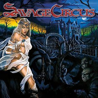 <i>Dreamland Manor</i> 2005 studio album by Savage Circus