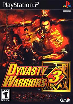 Especial Juegos de nuestra vida (parte 9): ¡EXPÓN TU JUEGO! Dynasty_Warriors_3_Coverart
