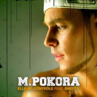 Cover image of song Elle me contrôle by M. Pokora