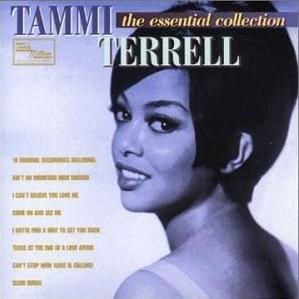 <i>The Essential Collection</i> (Tammi Terrell) 2001 compilation album by Tammi Terrell