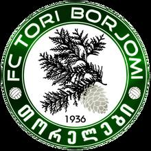 FC Tori Borjomi Georgian football club