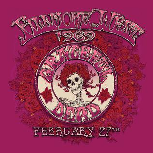 Fillmore West 1969 February 27th Wikipedia