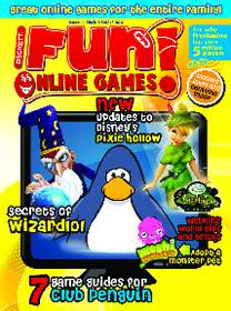 FUN! Online Games Magazine