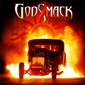 <i>1000hp</i> (album) 2014 studio album by Godsmack