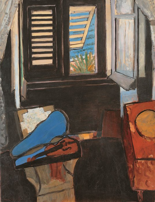 filehenri matisse 1918 interieur au violon interior with a violin