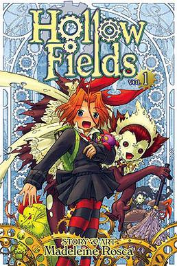 Image result for hollow fields manga