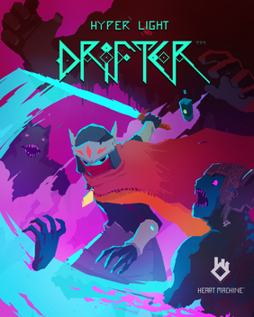 Hyper Light Drifter Beginning Room