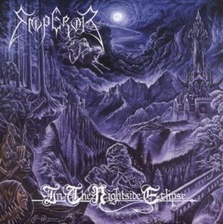 <i>In the Nightside Eclipse</i> 1994 studio album by Emperor