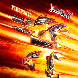 <i>Firepower</i> (album) 2018 studio album by Judas Priest