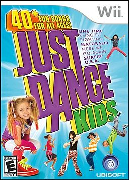 Just Dance Kids  Xbox  Song List