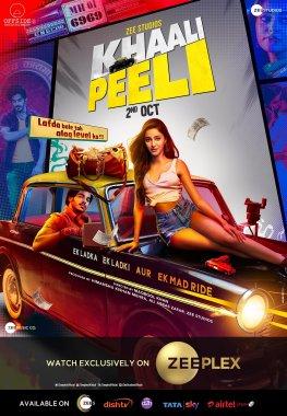 Khaali Peeli (2020) 1080p WEB-DL AVC DDP.5.1 ESub- DusIcTv