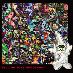 <i>Democracy</i> (album) 1996 studio album by Killing Joke