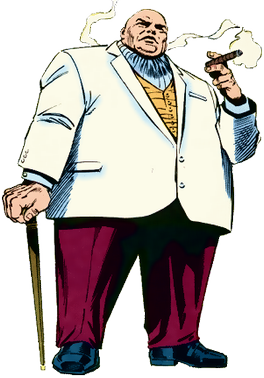 Image result for kingpin marvel