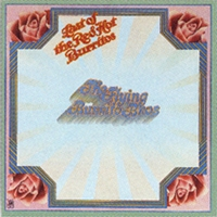 <i>Last of the Red Hot Burritos</i> 1972 live album by The Flying Burrito Brothers