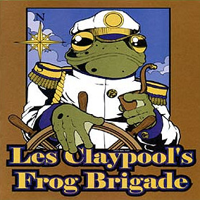 <i>Live Frogs Set 2</i> live album by Colonel Les Claypools Fearless Flying Frog Brigade