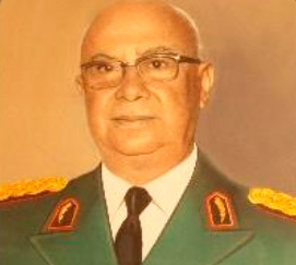 Marcial Samaniego Paraguayan military officer
