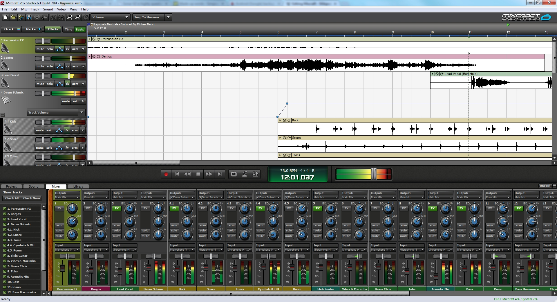 mixcraft 8 free trial download