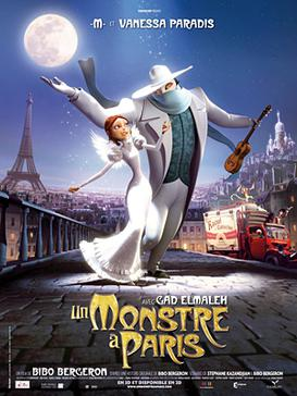 Image result for un monstre a paris la seine