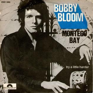 Montego Bay (song) 1980 single by Jon Stevens