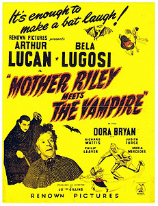 <i>Mother Riley Meets the Vampire</i> 1952 film by John Gilling
