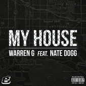 Warren G featuring Nate Dogg - My House (studio acapella)