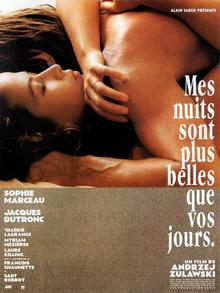 Mes nuits sont plus belles que vos jours sophie marceau - 4 2