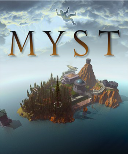 Picture of a game: Myst