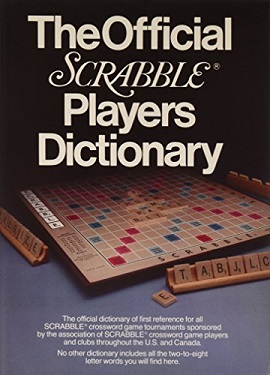 <i>Official Scrabble Players Dictionary</i>
