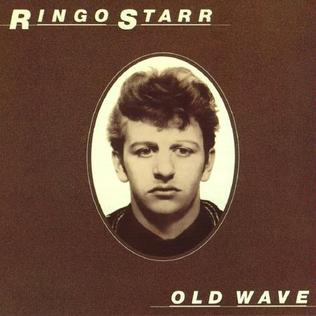 <i>Old Wave</i> 1983 studio album by Ringo Starr