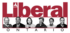 Logo of the Ontario Liberal Party from 2002 to...