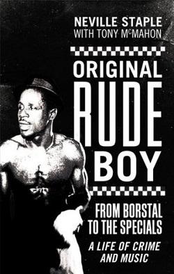 <i>Original Rude Boy</i> book by Neville Staple
