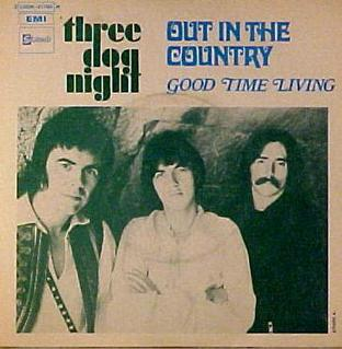 Out in the Country 1970 single by Three Dog Night