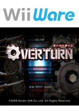 Picture of a game: Overturn: Mecha Wars
