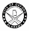 Official seal of Oxford, Alabama