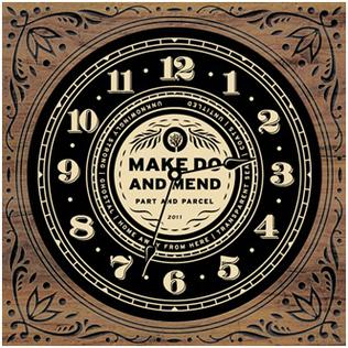 <i>Part and Parcel</i> 2011 EP by Make Do and Mend